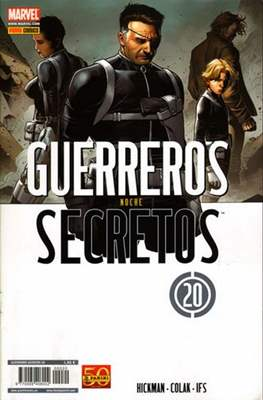 Guerreros secretos (2009-2012) (Grapa) #20