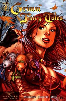 Grimm Fairy Tales (Comic Book) #27