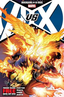 Avengers vs. X-Men (Comic-book) #5
