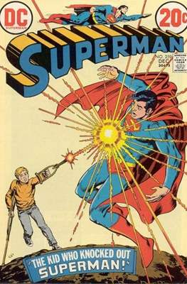 Superman Vol. 1 / Adventures of Superman Vol. 1 (1939-2011) (Comic Book) #259