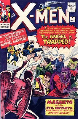 The Uncanny X-Men (1963-2011) (Comic-Book) #5