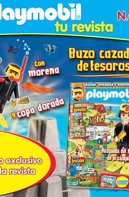 Playmobil (Grapa, 36 páginas, color) #46