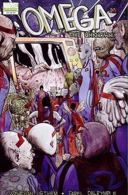 Omega The Unknown Vol. 2 (comic book) #10