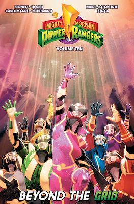 Mighty Morphin Power Rangers #10