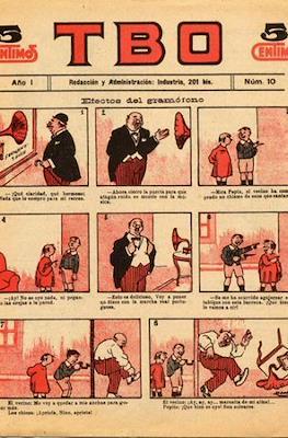 TBO (1917-1938) (Cuaderno) #10