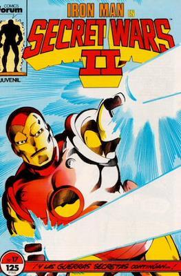 Secret Wars (1985-1987) (Grapa 32 pp) #17