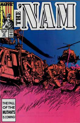 The 'Nam Vol 1 (Comic-book.) #13