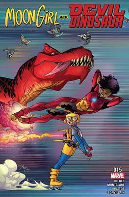Moon Girl and Devil Dinosaur (Comic-book) #15