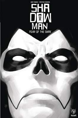 Shadowman (2018) (Softcover) #1