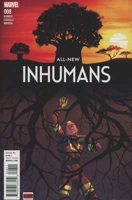 All-New Inhumans (Comic Book) #8