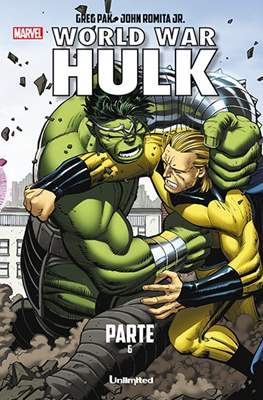 World War Hulk (Rústica) #6