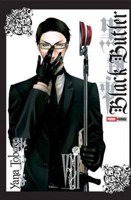 Black Butler (Rústica) #8