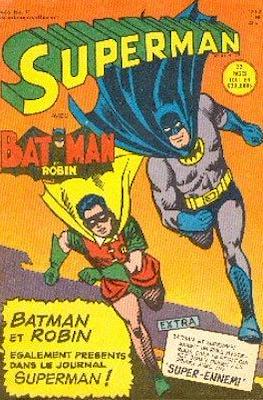 Superman l'homme d'acier / Superman avec Batman (Souple) #11