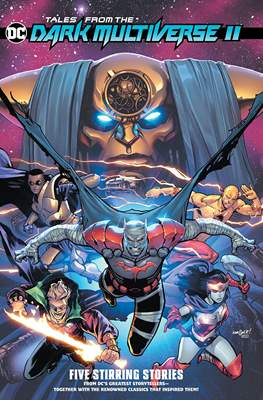 Tales From The Dark Multiverse II