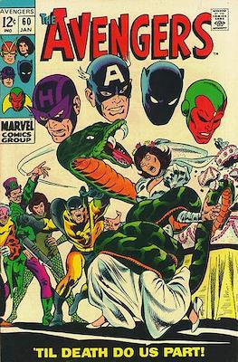 The Avengers Vol. 1 (1963-1996) (Comic Book) #60