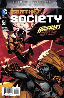 Earth 2 Society (2015-2017) (Grapa) #10
