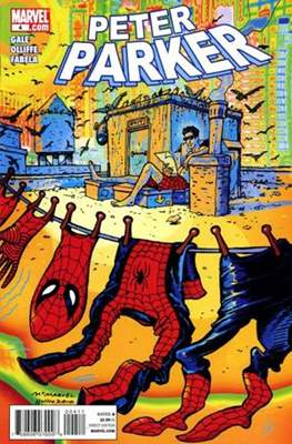 Peter Parker (comic grapa usa) #4
