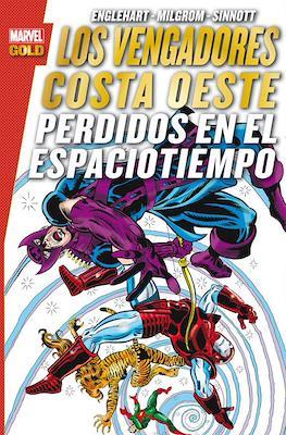 Los Vengadores Costa Oeste. Marvel Gold #4