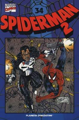 Coleccionable Spiderman Vol. 2 (2004) (Rústica, 80 pp) #34