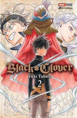 Black Clover (Rústica) #2