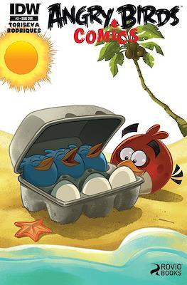 Angry Birds Comics (2016) (Grapa) #2.1
