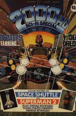 2000 AD Sci-Fi Special #4