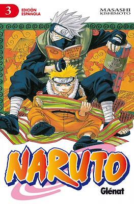 Naruto (Rústica con sobrecubierta) #3