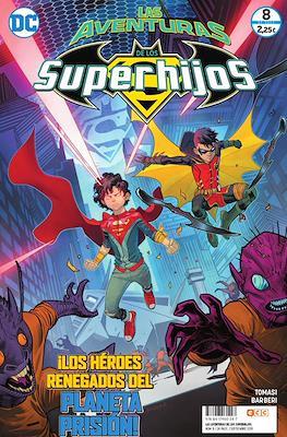 Las aventuras de los Superhijos (Grapa 24 pp) #8