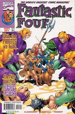 Fantastic Four Vol. 3 (Comic Book) #21