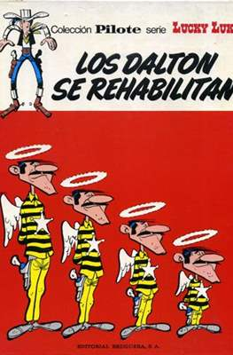 Lucky Luke (Cartoné 48 pp) #6