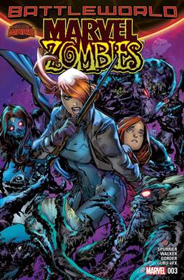Marvel Zombies Vol. 2 (Comic-book) #3
