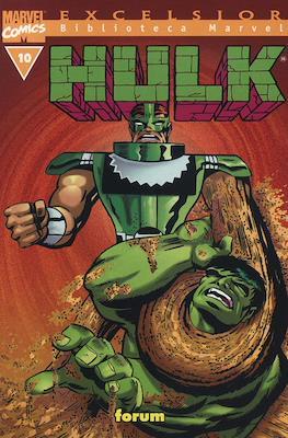 Biblioteca Marvel: Hulk (2004-2006) (Rústica 160 pp) #10