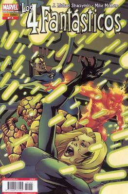 Los 4 Fantásticos Vol. 6 (2006-2007) (Grapa 24 pp) #4