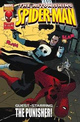 The Astonishing Spider-Man Vol. 3 (Comic Book) #19