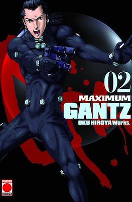 Maximum Gantz (Rústica con sobrecubierta) #2
