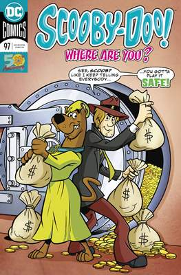 Scooby-Doo! Where Are You? (Comic Book) #97