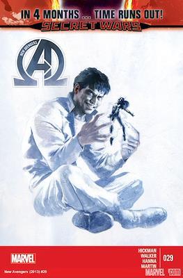 New Avengers Vol. 3 (2013 -2015 ) (Comic-Book) #29