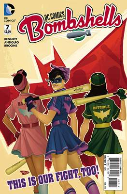 DC Comics: Bombshells (Comic Book) #7