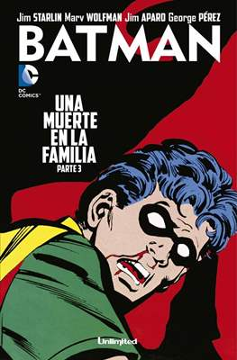 Batman. Una muerte en la familia (Rústica) #3