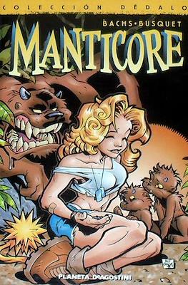 Manticore. Colección Dédalo