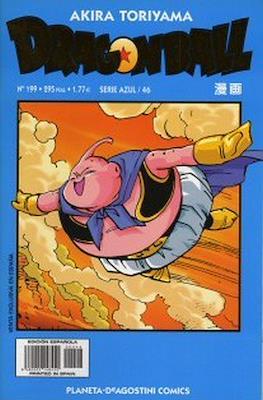Dragon Ball - Serie Azul (Grapa) #199