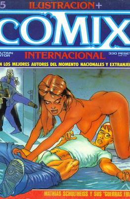 Ilustración + Comix Internacional (Grapa) #65