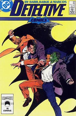 Detective Comics Vol. 1 (1937-2011; 2016-) (Comic Book) #581