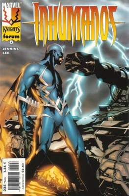 Inhumanos (1999-2000). Marvel Knights (Grapa 24 pp) #6