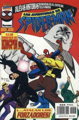 Las aventuras de Spiderman (Grapa 24 pp) #7