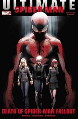 Ultimate Spider-Man Death of Spider-Man Fallout