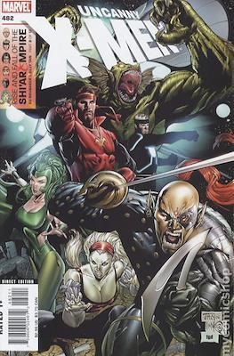 The Uncanny X-Men (1963-2011) (Comic-Book) #482