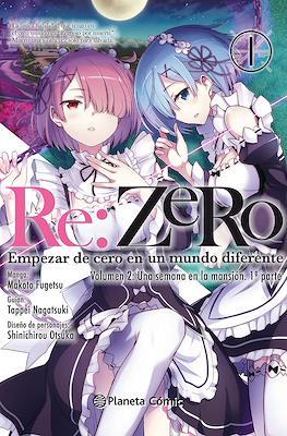 Re:ZeRo - Empezar de cero en un mundo diferente (Rústica) #3