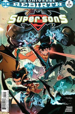 Super Sons (2017 - 2018 Comic-book) #2
