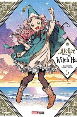 Atelier of Witch Hat #5